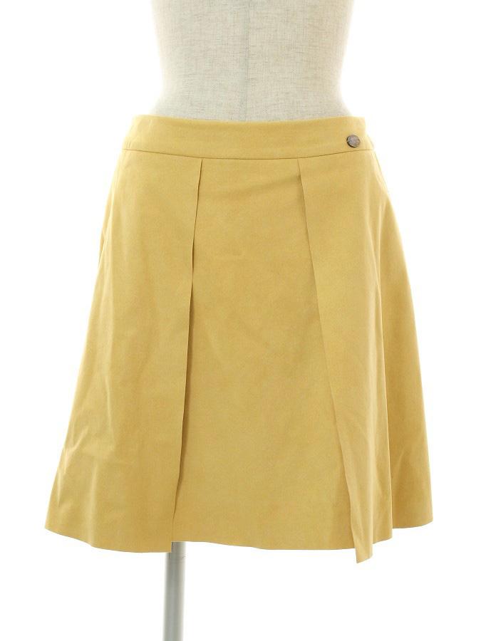 デイジーリン for フォクシー スカート 32362 Skirt DAISY SUEDE 40【Aランク】【中古】tn310117