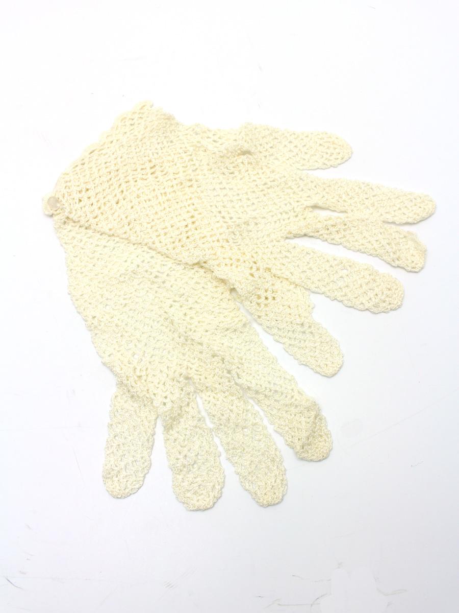 フォクシーブティック 手袋 32712 DAISY LACE GLOVES【Sランク】 【中古】 tn190124