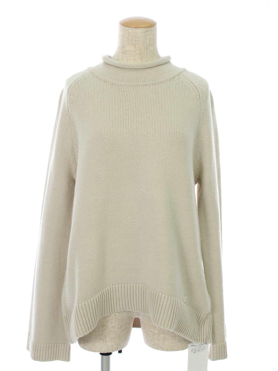 デイジーリン for フォクシー ニット セーター 36551 Sweater Angel Hair Daisy Everyday 無地 長袖 F【Bランク】 【中古】 tn190314