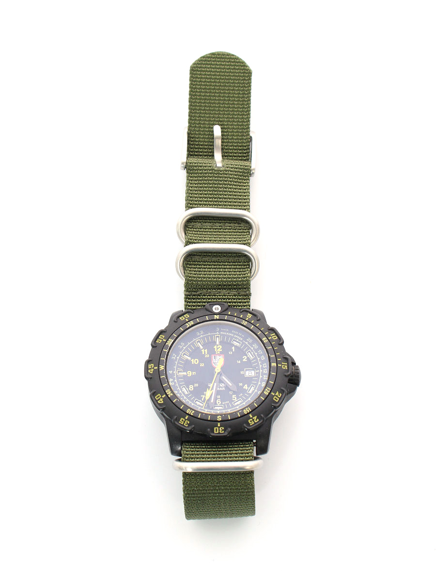 【54%OFF】ルミノックス 腕時計 手巻 フォースリーコン 日本限定バージョン ミリタリー【Aランク】 【中古】tn190414 RSS50 Pm8U