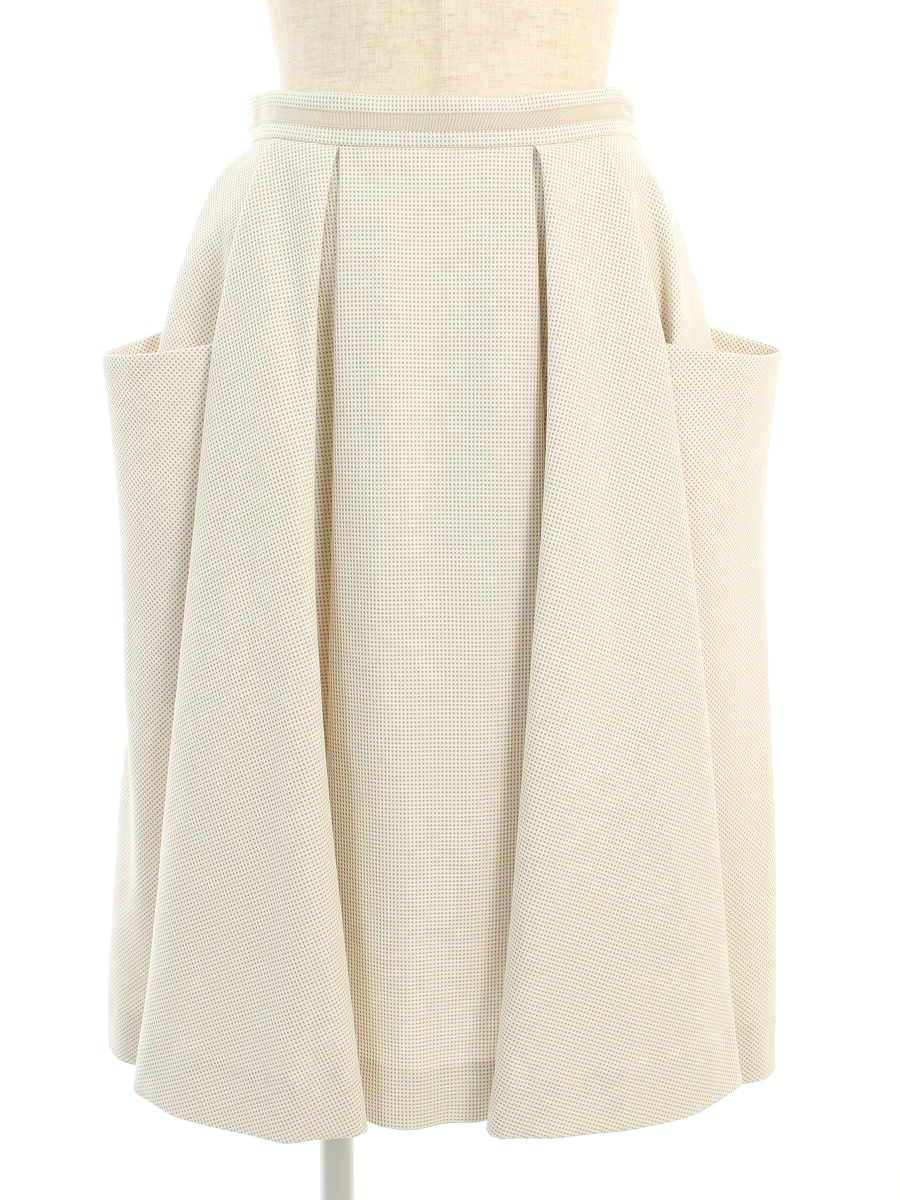 フォクシーブティック スカート 37669 Skirt French Chic 38【Aランク】【中古】tn190613