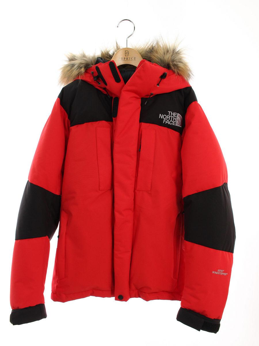 ザノースフェイス ダウンジャケット 17AW Polar Jacket S【Aランク】【中古】tn190718