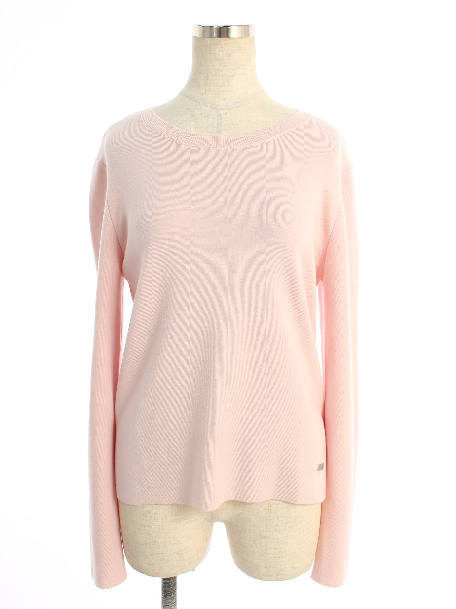 フォクシーブティック ニット セーター Sweater 長袖 40【Aランク】【中古】tn190804