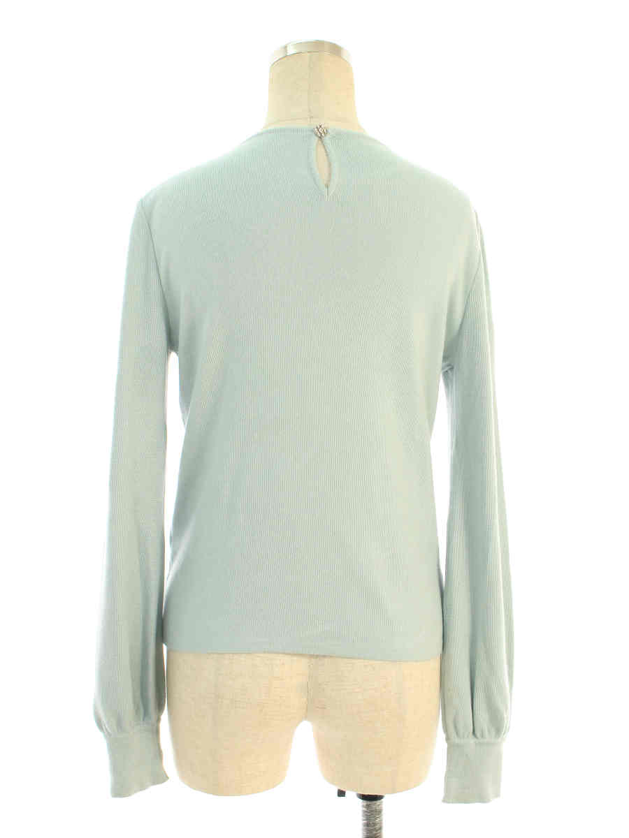 フォクシーブティック ニット セーター 37083 knit Top Lady Standard 長袖 38 Bランク tn190829HD2YEW9I