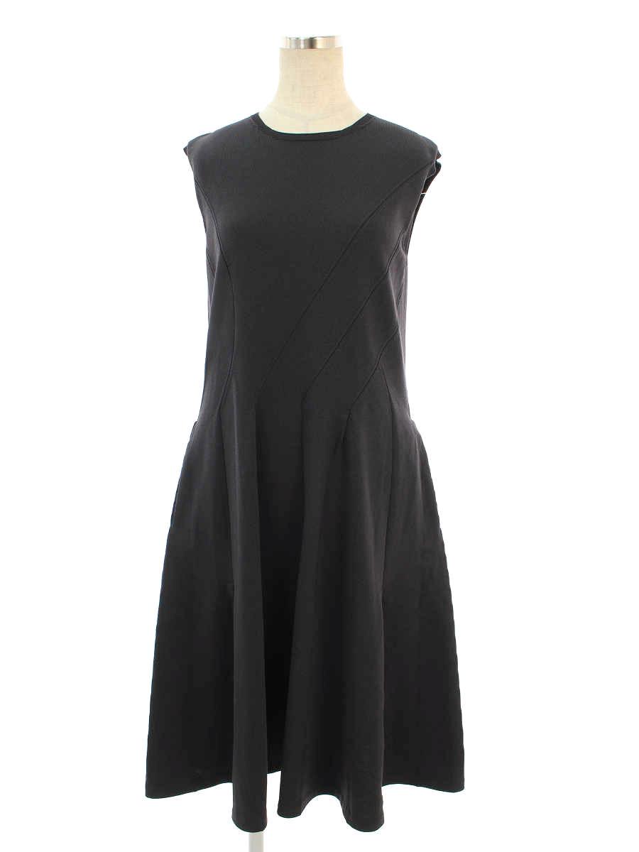 フォクシーブティック ワンピース 40101 dress ノースリーブ 40【Aランク】【中古】tn190829