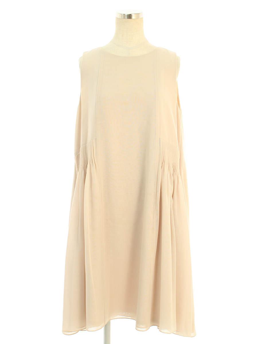 フォクシーブティック ワンピース Dress ノースリーブ【Aランク】【中古】tn190901