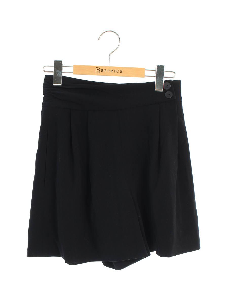 フォクシーニューヨーク パンツ 35502 Short Pants 無地 38【Bランク】 【中古】 tn190901