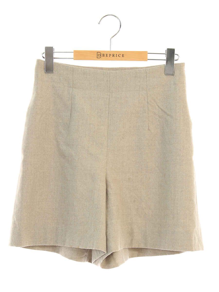 フォクシーブティック パンツ 35245 Short Pants Frannel Short 38【Bランク】【中古】tn190912