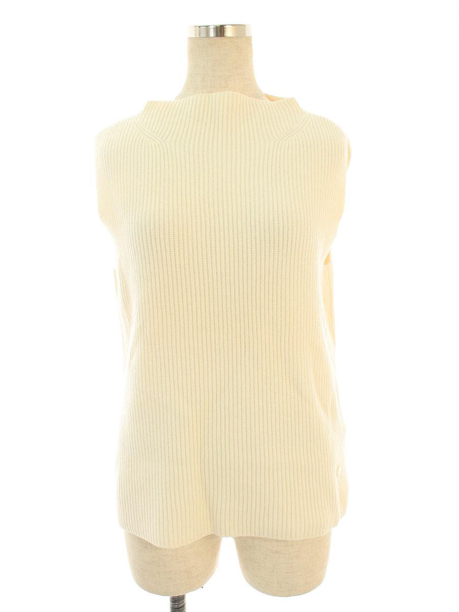 フォクシーブティック ニット セーター Sleeveless Knit SP品 ノースリーブ 42【Aランク】【中古】tn190922