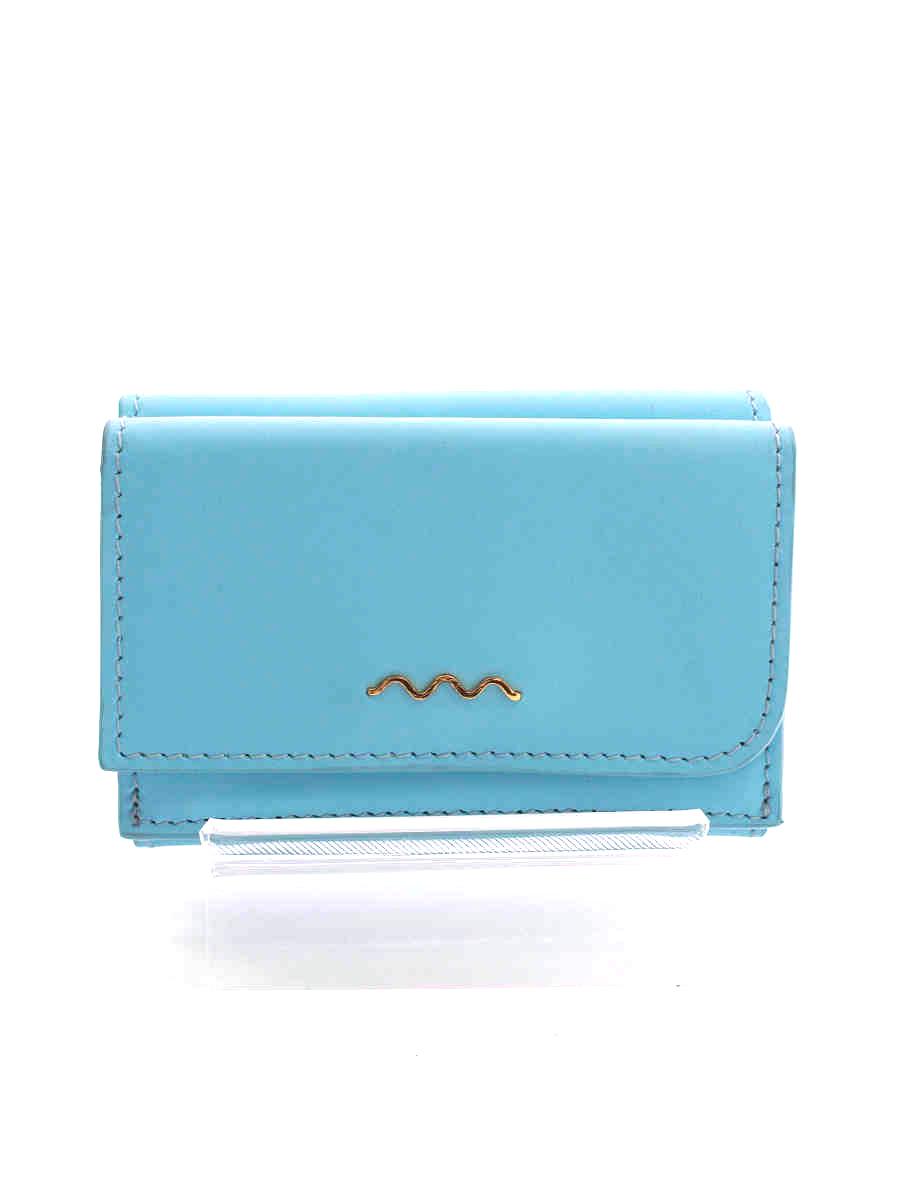 ザネラート 財布 三つ折り財布【Bランク】【中古】tn190919
