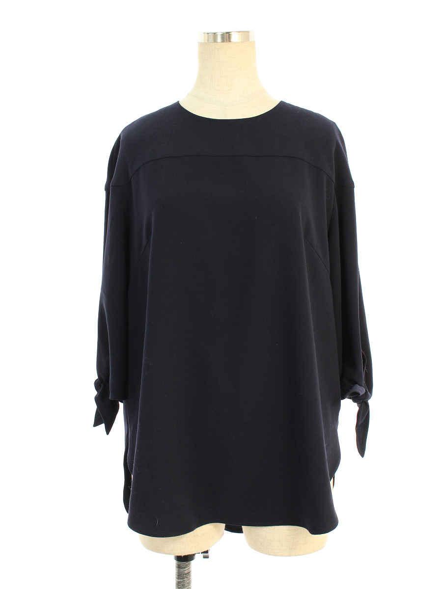 フォクシーブティック Tシャツ カットソー 35966 Blouse 半端袖 40 Aランク tn191003mNn08w