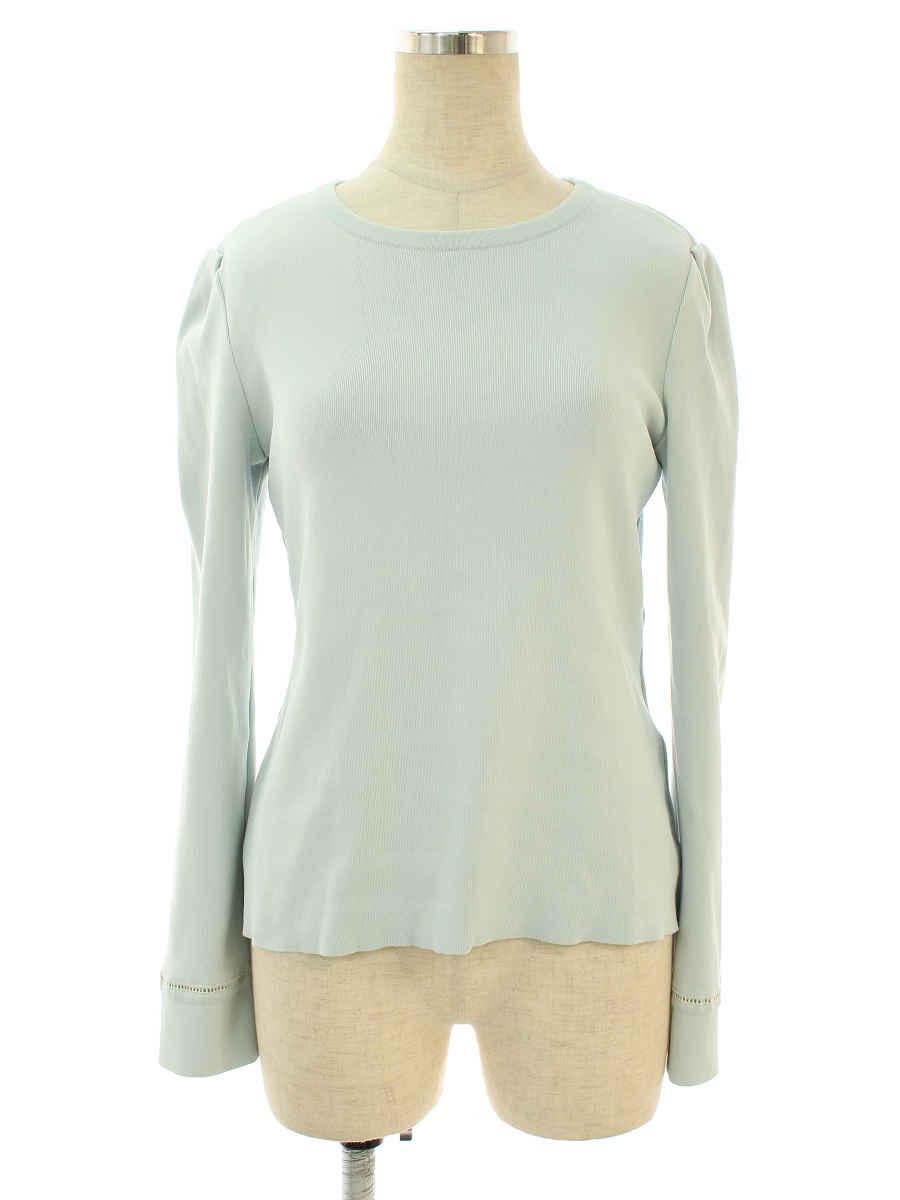 フォクシーブティック Tシャツ カットソー 38196 Simple Long Sleeve 2019年増産品 長袖 40【Aランク】【中古】tn191027