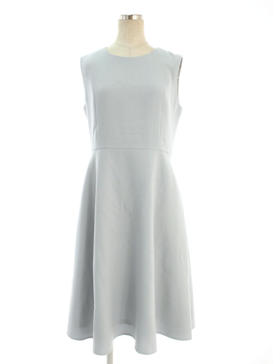 フォクシーブティック ワンピース 40330 Dress ノースリーブ 40【Bランク】【中古】tn191110