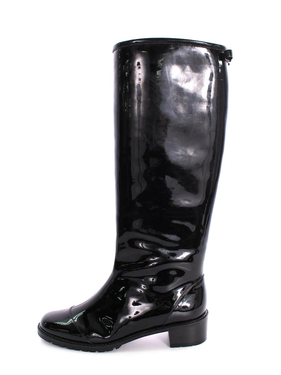 フォクシーブティック ブーツ 36207 Rain Boots エナメル 36FR【Aランク】【中古】tn191121