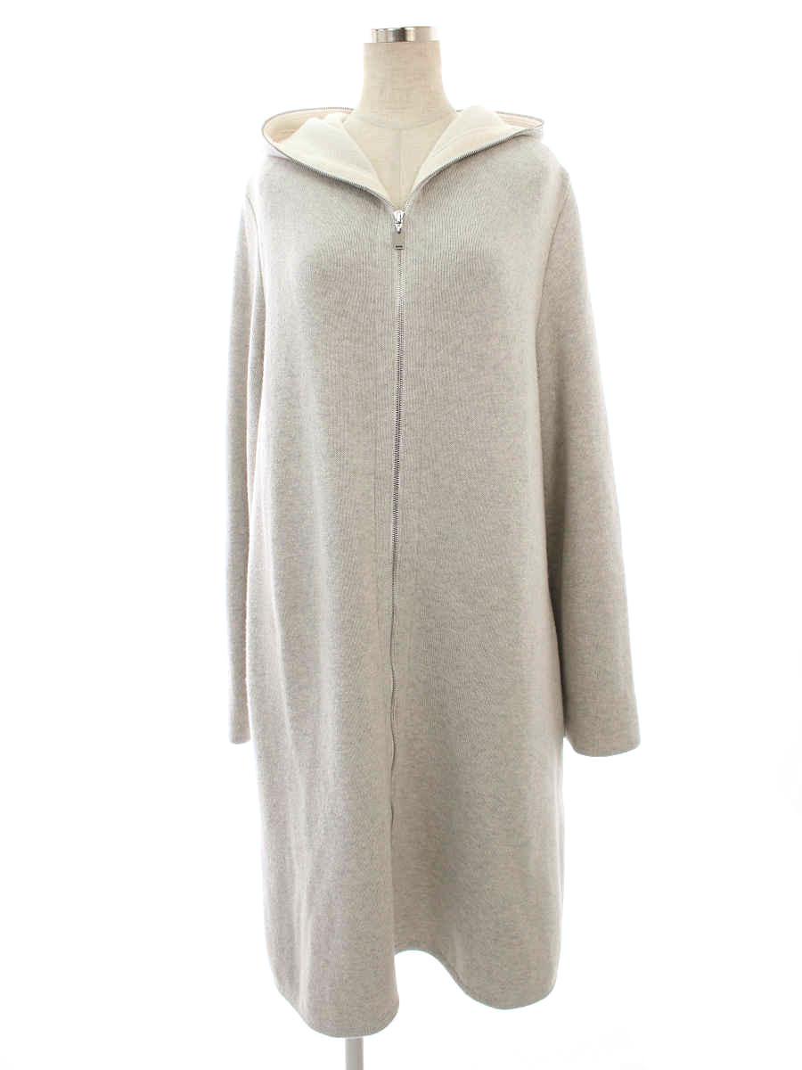フォクシーブティック コート 37650 Knit Coat Spring Breeze 40【Aランク】【中古】tn191219