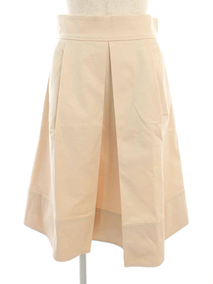 フォクシーブティック スカート 23865 skirt 無地 40【Aランク】 【中古】 tn191222