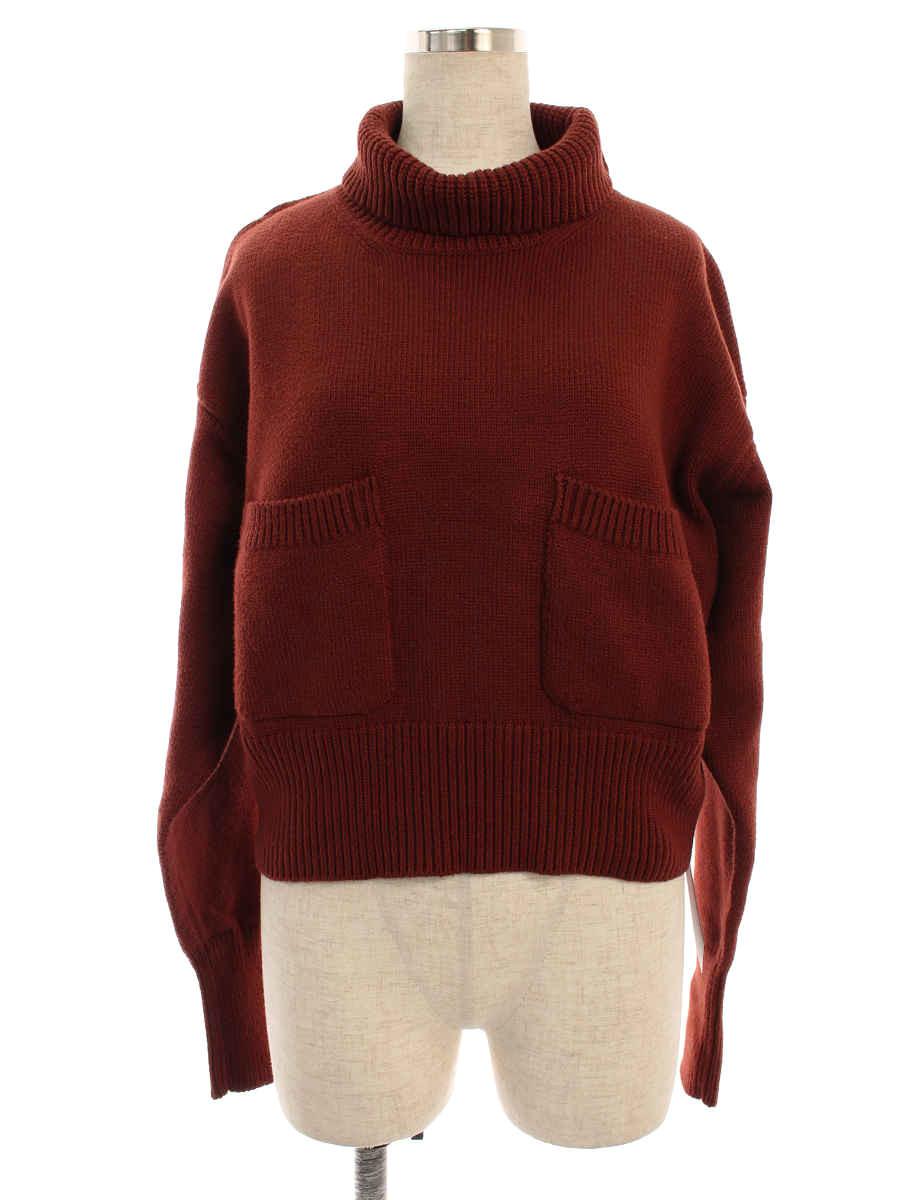 デイジーリン for フォクシー ニット セーター 37523 Sweater Boy's ハイネック 長袖 F【Aランク】【中古】tn191226