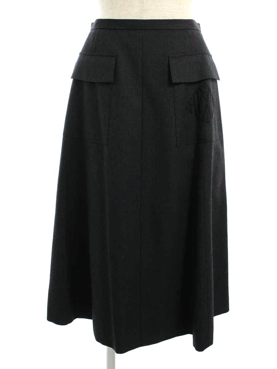 フォクシーブティック スカート 40196 Skirt Noblea 38【Sランク】【中古】tn200119