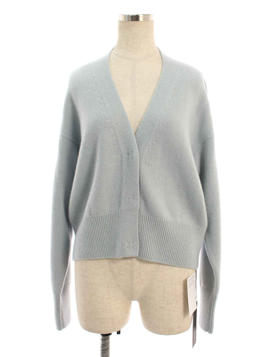 フォクシーブティック カーディガン 40331 Sweater 長袖 40【Sランク】【中古】tn200130