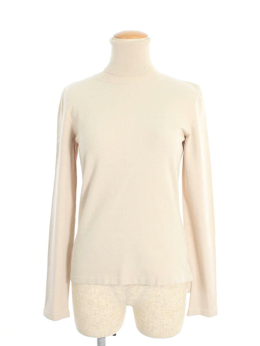 フォクシーブティック ニット セーター 34689 Sweater 長袖 38【Aランク】【中古】tn200216