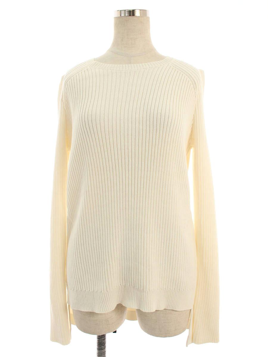 フォクシーニューヨーク collection ニット セーター 34907 sweater 長袖 40【Aランク】【中古】tn200220