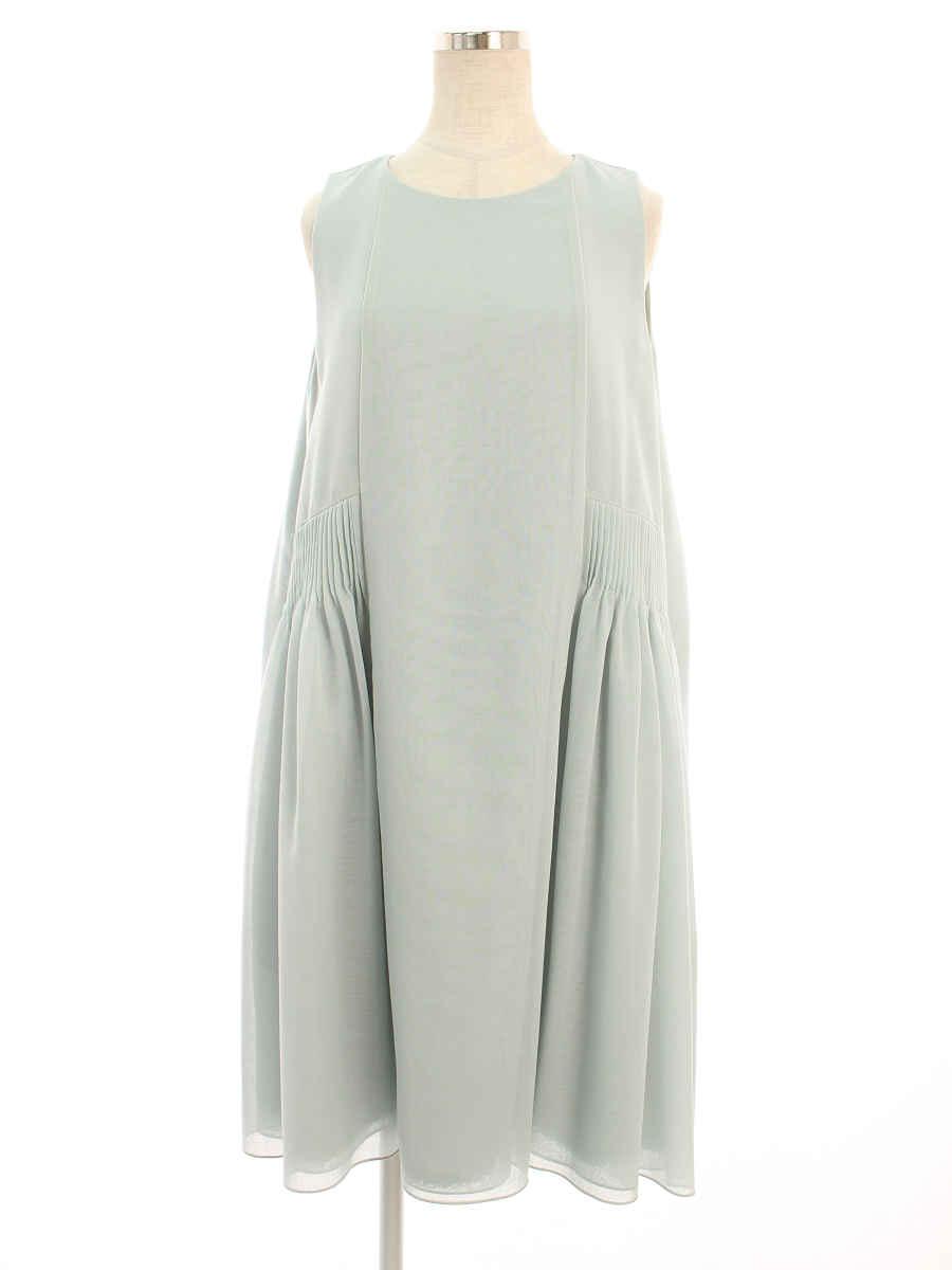 フォクシーブティック ワンピース Dress ノースリーブ 38【Bランク】【中古】tn200312
