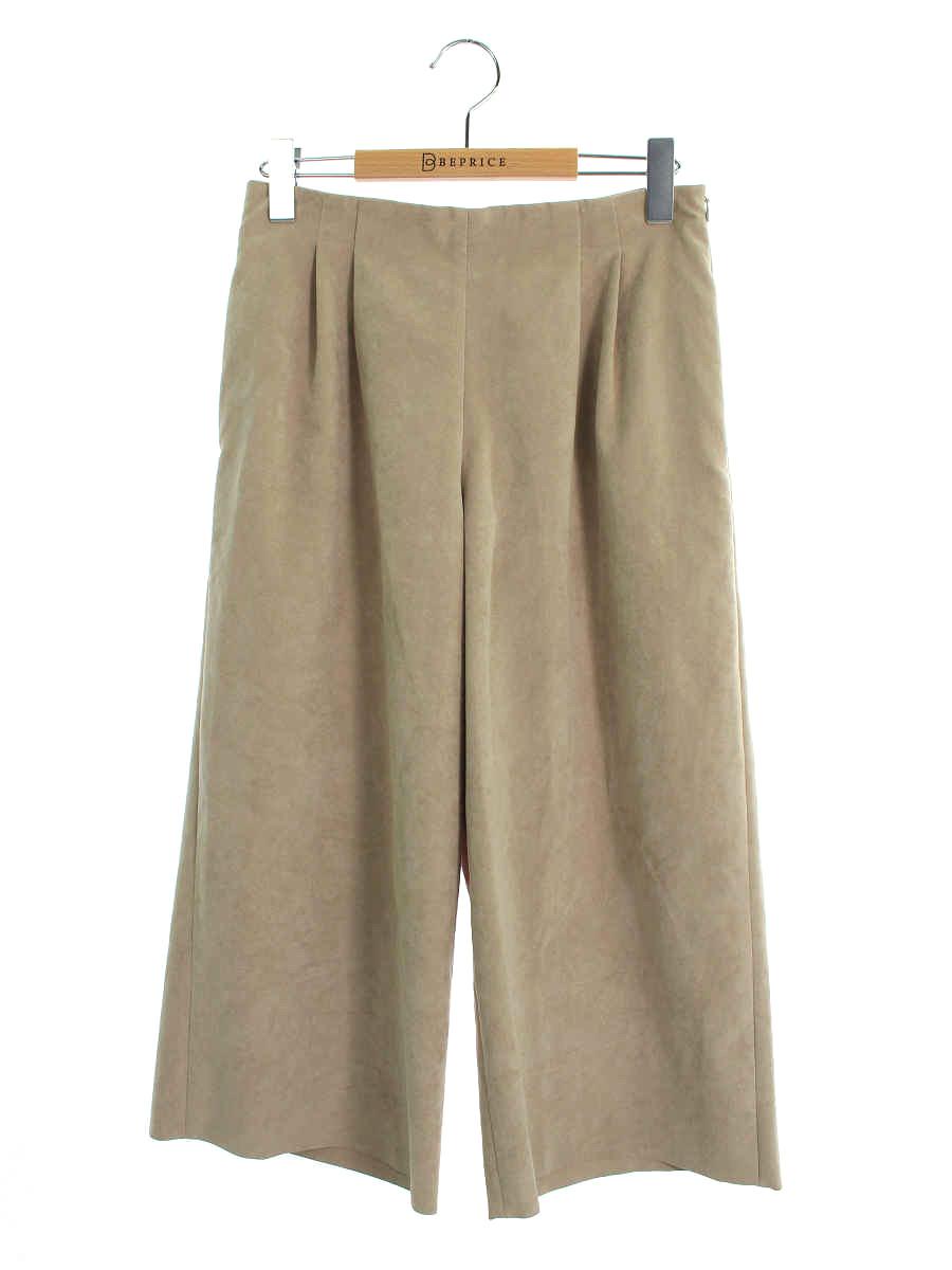 デイジーリン for フォクシー パンツ 36701 Daisy Suede Pants 38【Aランク】【中古】tn200326