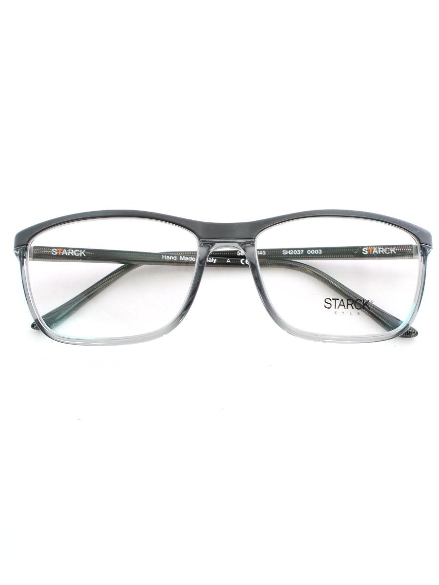 スタルクアイズ メガネ SH2037 0003 メタルフレーム ボストン 無地【Aランク】 【中古】 tn200329