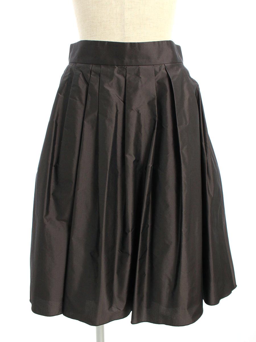 フォクシーブティック スカート 26816 ドレススカート ビジュー 42【Aランク】 【中古】 tn200405