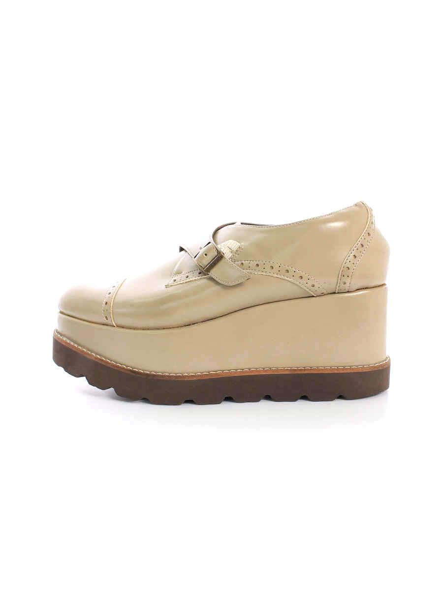 デイジーリン for フォクシー スニーカー 01001 WATS Waterproof Air Tower Shoes 36FR【Bランク】 【中古】 tn200409