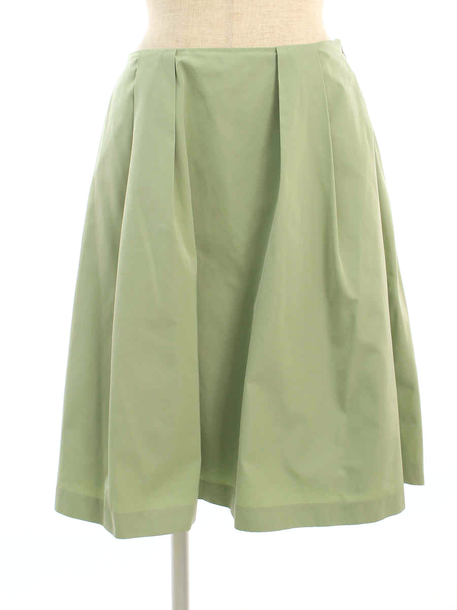 フォクシーブティック スカート 32847 Skirt CHOOSE リボン 38【Bランク】 【中古】 tn200412