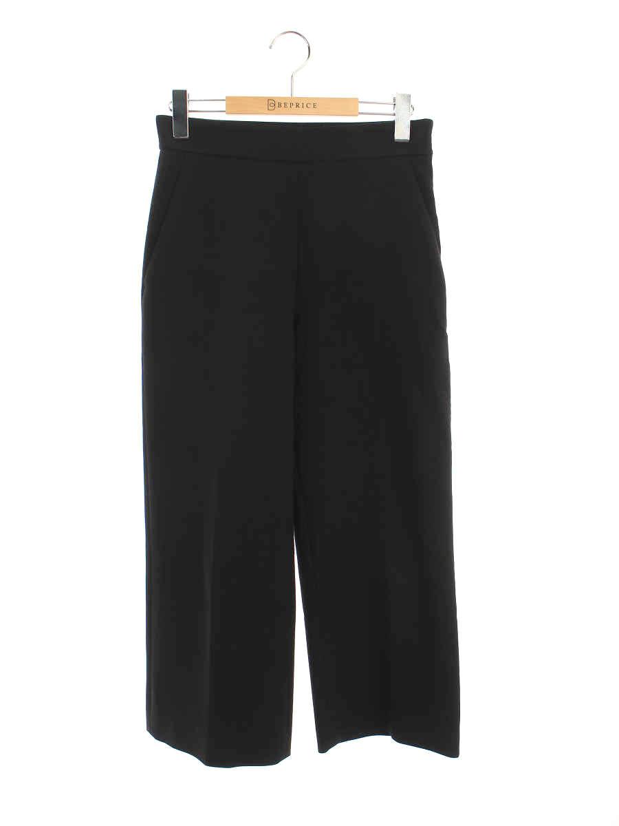 フォクシーニューヨーク collection パンツ 39605 Wide Pants 無地 38【Aランク】 【中古】 tn200426