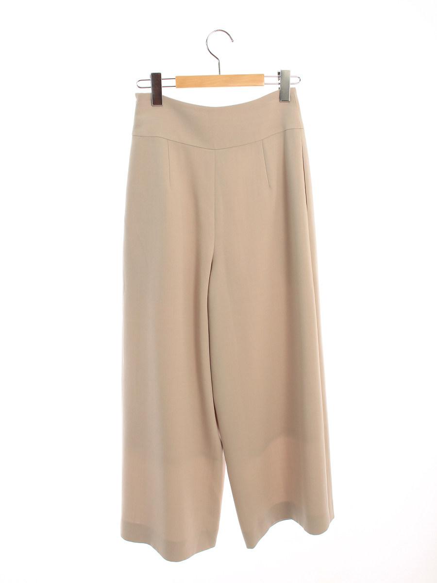 フォクシーブティック パンツ 37476 Wide Pants 38 Aランク tn20042676ygbf