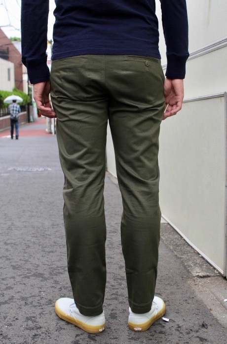 a675e68dac55 beqube  J.CREW (J. Crew) STRETCH CHINO PANT IN 484 SLIM FIT (stretch chino  pants 484 slim fitting)