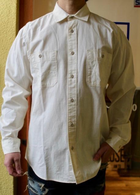 FILSON(フィルソン)WARDEN CHAMBRAY WORK SHIRTS(ウォーデン シャンブレー ワークシャツ )フィルソン 肉厚5.5オンス ヘビーウェイトコットン 頑丈なシャンブレーシャツ アメリカ買い付け【送料無料】あす楽対応