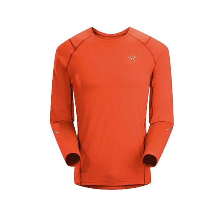 送料無料 アークテリクス アクセラレータ ロングスリーブ 12081 メンズ チポトレ ロングTシャツあす楽 対応