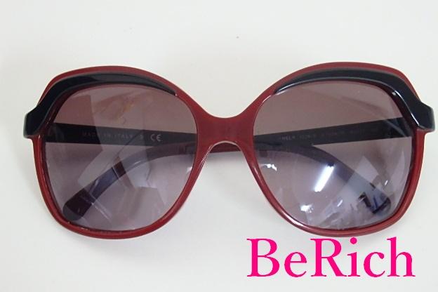 シャネル サングラス 5228-A 黒 ブラック 赤 レッド プラスチック アイウェア メガネ CHANEL 【中古】bc1114