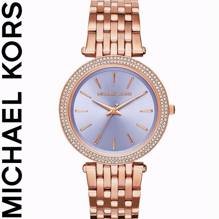 MK3400:MICHAEL KORS マイケル・コース:レディース・ウオッチ:Super Stylish Design by MICHAEL KORS