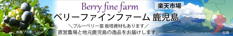 ベリーファインファーム 鹿児島:自家農園と地元鹿児島の食材をお届け致します。