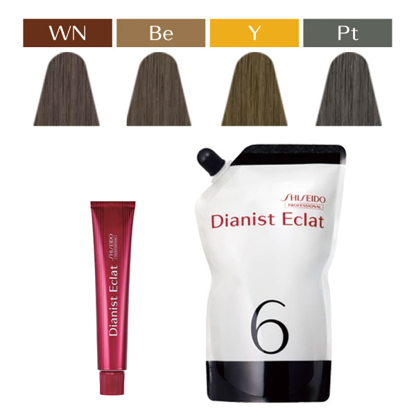 Shiseido Shiseido professional ★ ★ dianist ★ ★ Dianis to developer 1000 ml set color agents (agent 1) and oxy (Agent 2) convenient set commercial Salon exclusive hair dye hair color store [more than 10,000 yen + tax, and 11 / 1 update