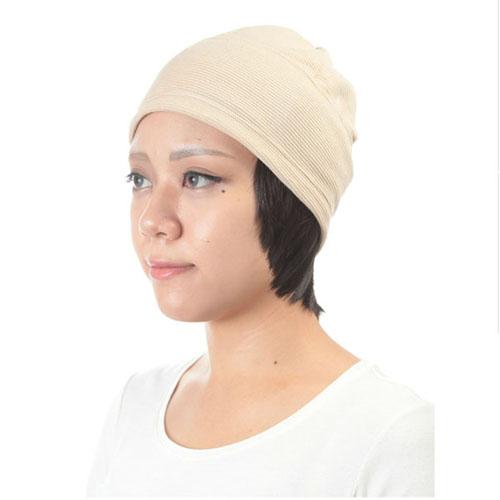 送料無料 日本製 医療用 帽子用 ヘア(付け髪)単品 後髪 ショート B7 ダークブラウン ※付け髪の価格に帽子は含まれません レディース 抗がん剤 医療 用 毛付き 帽子 脱毛 手術後用 癌 ガン おしゃれ