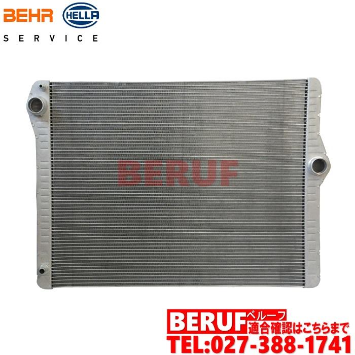 BMW / ラジエーター BEHR HELLA製 純正OEM / 7シリーズ F01 F02 / 730i 730Li / ラジエター / 17118615994