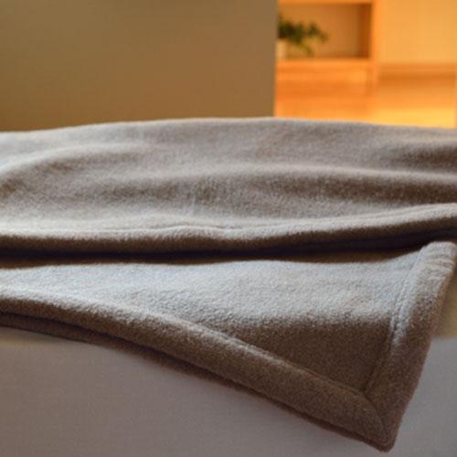 京都西川 最高級 カシミア毛布 ローズナチュラルケット CKR-10002 カシミア 100% シングルサイズ 140×200 日本製