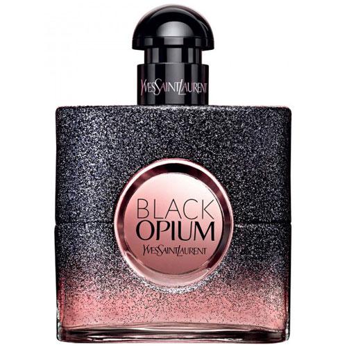 イヴサンローラン ブラック オピウム フローラル ショック EDP オードパルファム SP 50ml (香水)