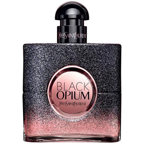 イヴサンローラン ブラック オピウム フローラル ショック EDP オードパルファム SP 90ml (香水)