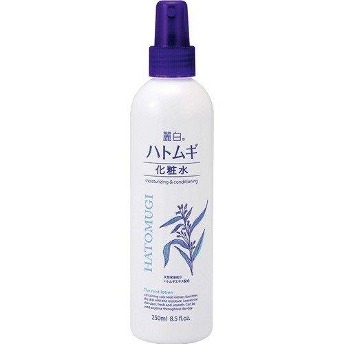 熊野油脂 ハトムギ 化粧水 ミストタイプ 250ml 36本セット 【ケース販売】