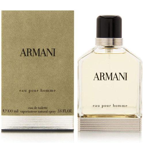 ジョルジオアルマーニ アルマーニ プールオム EDT オードトワレ SP 100ml (香水)