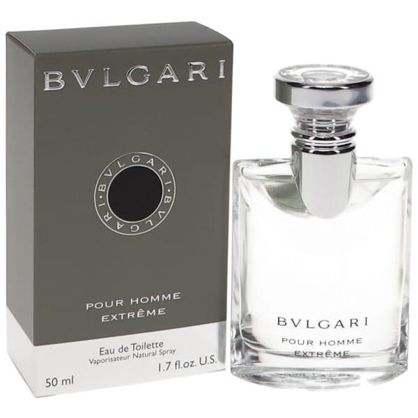 ブルガリ プールオム エクストレーム EDT オードトワレ SP 50ml (香水) BVLGARI