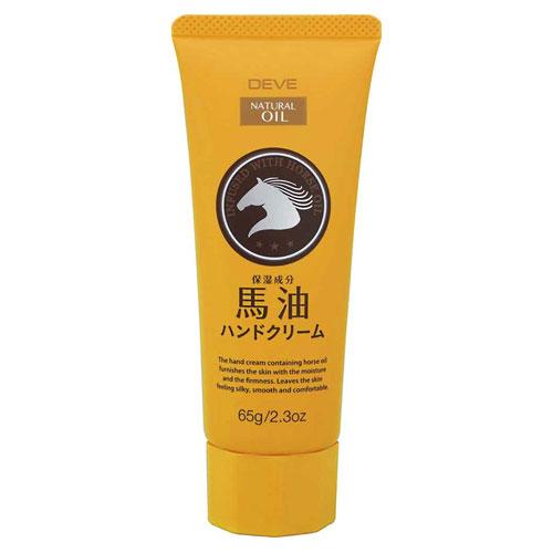 熊野油脂 ディブ 馬油ハンドクリーム 65g 24×4セット 【ケース販売】