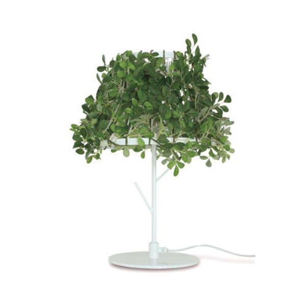 テーブルランプ フォレスティ|DI CLASSE ディクラッセ 照明 卓上照明 テーブル デザイナーズ ナチュラル クラシック モダン シンプル グリーン 葉っぱ 造花 アーティフィシャルグリーン
